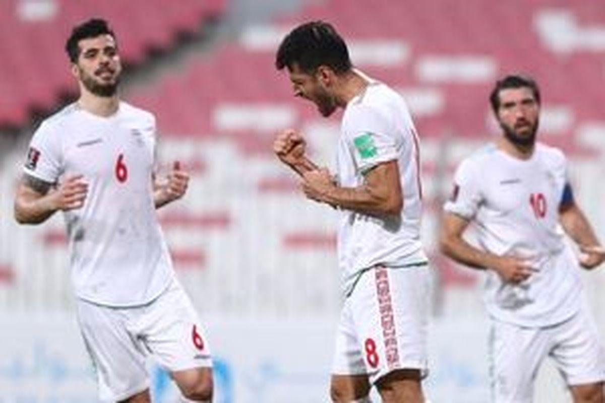 تیم ملی فوتبال منامه را ترک می کند