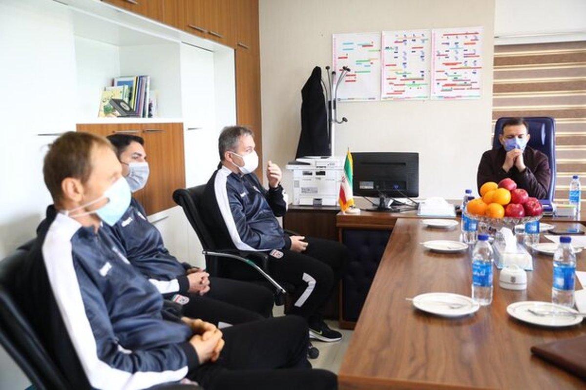 زمان انتخاب نهایی سرمربی تیم ملی ایران مشخص شد