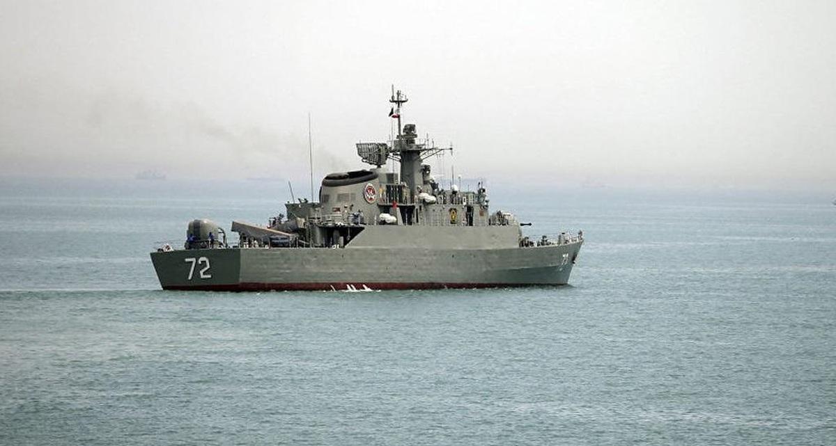 نیروی دریایی ارتش     ناوگروه ارتش در اقیانوس اطلس