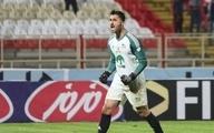 گلر استقلال  |  باشگاه تراکتور محکوم به پرداخت جریمه شد.