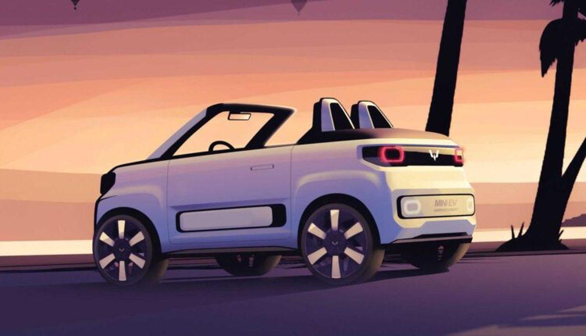 ارزانترین خودروهای کانورتبیل  |  پرفروش ترین خودرو الکتریکی چین + عکس
