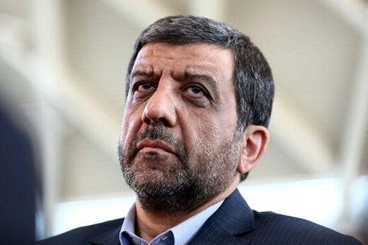 دعای احمدی نژاد درباره سفر یک مسئول به اسرائیل | ضرغامی واکنش نشان داد