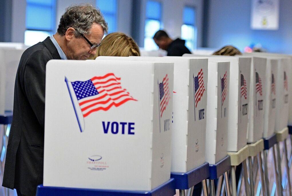 انتخابات  |  وضعیت میزان رضایت و یا عدم رضایت از ترامپ؟/وضعیت نهایی چه خواهد بود؟