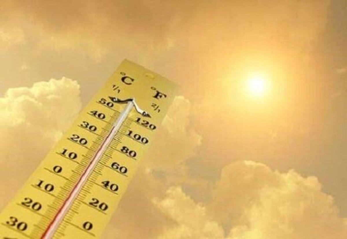 هوای ایران گرم میشود