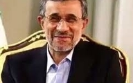 اقدام عجیب احمدی نژاد در دبی+عکس