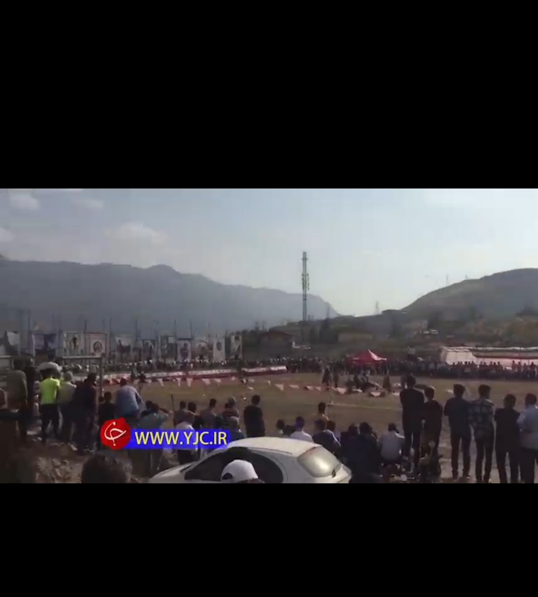 مازندران؛ ازدحام مردم در جشنواره اسب در اوج کرونا + ویدئو