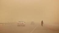 گرد و غبار خوزستان را فرامی گیرد