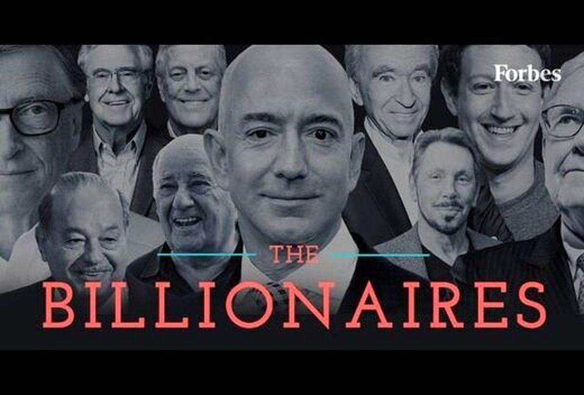 ۱۰ ثروتمند اول جهان مشخص شدند