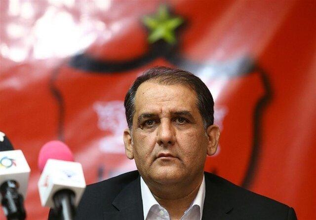 سرپرست باشگاه پرسپولیس |  از مردم بزرگوار مازندران عذرخواهی می کنم.