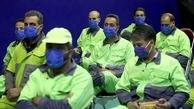 تزریق واکسن کرونا از سوی امام جمعه آبادان تکذیب شد واسامی متخلفین اعلام میشود