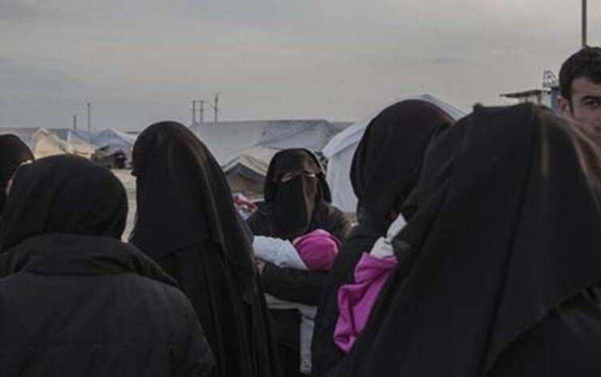 گروه تروریستی   |   خانواده های داعش در مرز عراق و سوریه دستگیر شد