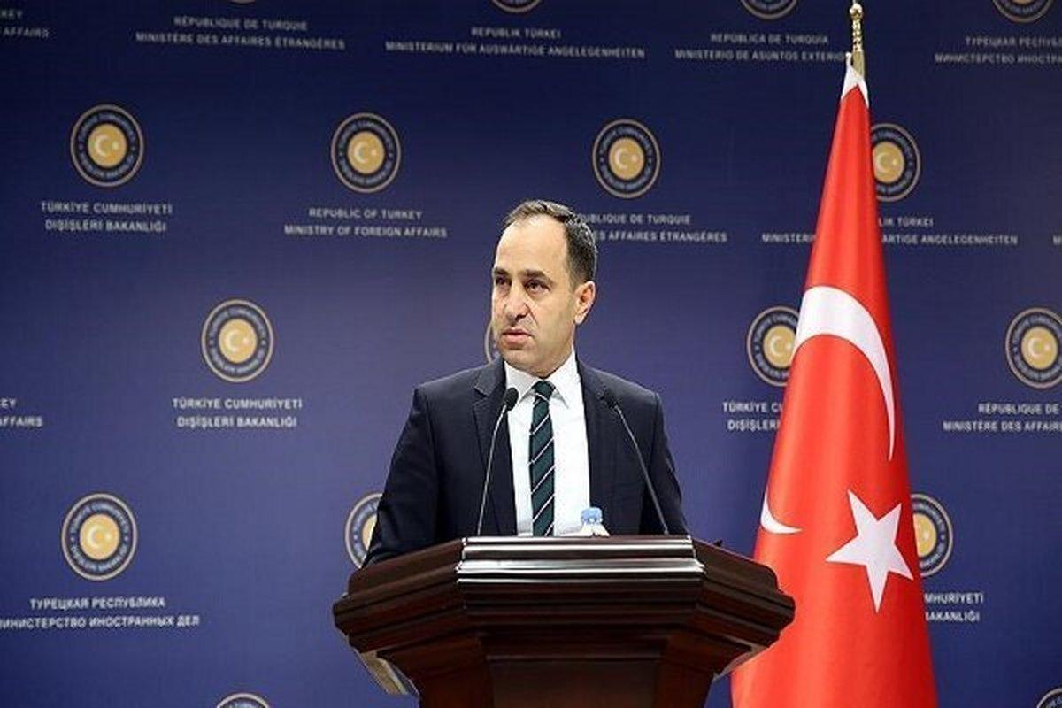 ترکیه دیدار ماکرون با کُردهای جدایی طلب سوریه را محکوم کرد