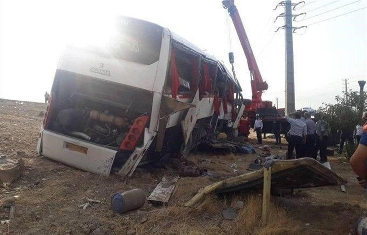 سخنگوی قوه قضاییه: در حادثه اتوبوس خبرنگاران، راننده ۵۰ درصد مقصر شناخته شد