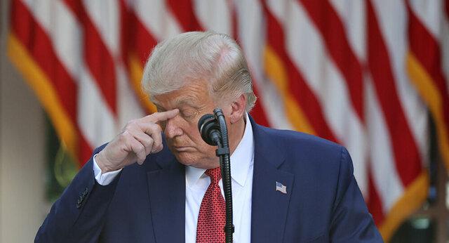 """ترامپ: آنفلوآنزا بود که به جنگ جهانی """"دوم"""" پایان داد!"""