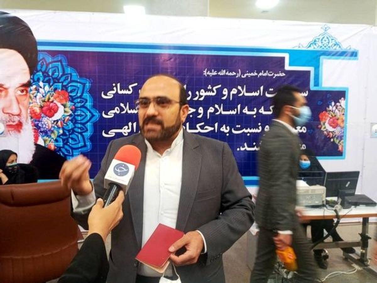 وهاب عزیزی در روز اول برای انتخابات ۱۴۰۰ ثبتنام کرد