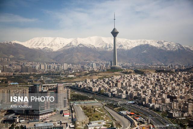 نرخ واقعی فرونشست در شمال و جنوب تهران چقدر است؟ | توقف نشست در منطقه بازار
