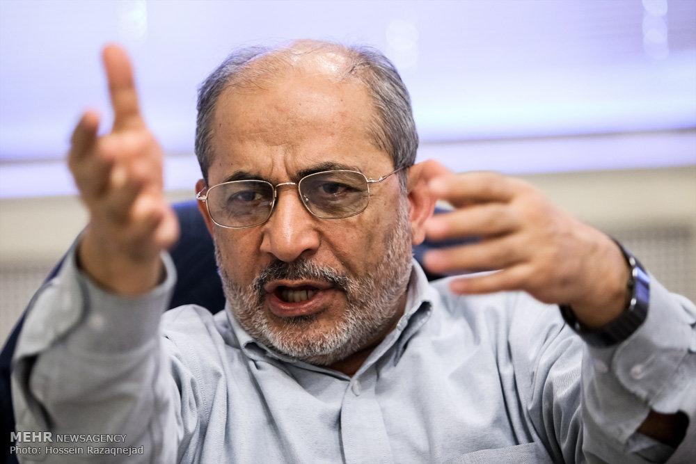 انتخابات  ۱۴۰۰ | یک سپاهی رئیس جمهور شود، با قدرت مشکلات را حل می کند