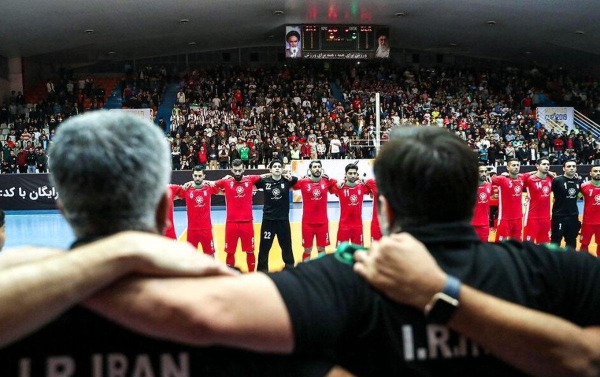تیم ملی فوتسال ایران     تمجید فیدال از تیم ایران
