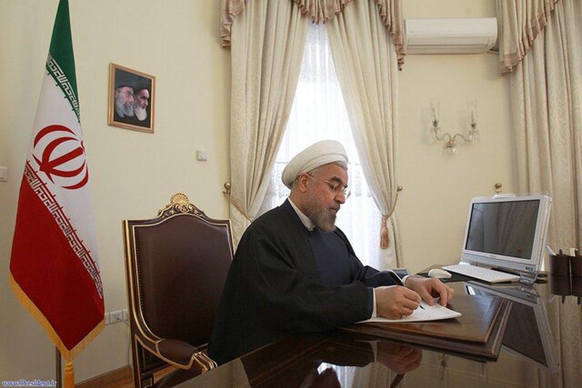 تبریک روحانی به منتخب مردم   حضور شما در انتخابات، لبیک باشکوهی به رهبر انقلاب بود