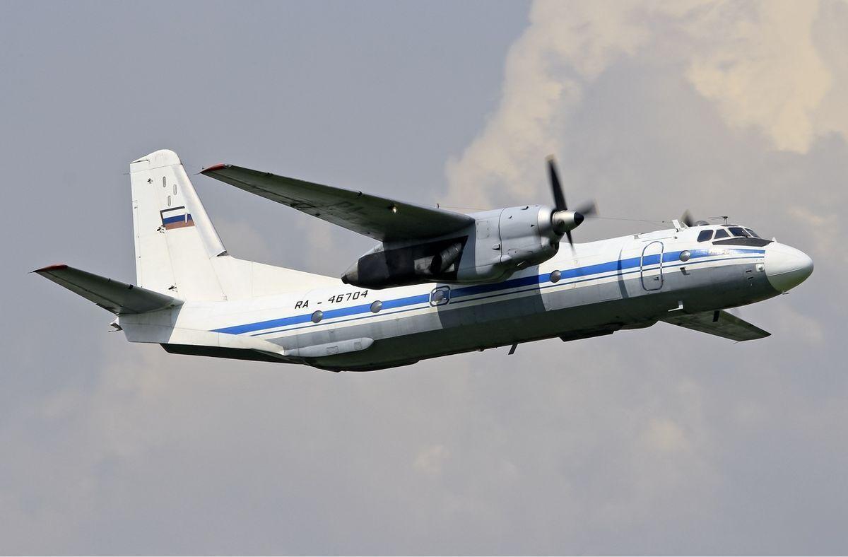 محو شدن هواپیمای روسی با ۶ سرنشین از صفحه رادار