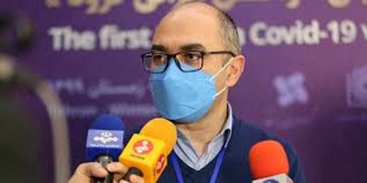 وضعیت سلامت 50 داوطلبی که واکسن ایرانی را دریافت کردند، خوب است
