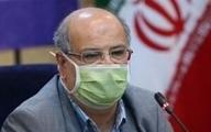 زالی:خوشههای کرونای انگلیسی در تهران شکل گرفته است ...