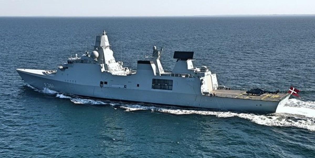 امنیت دریایی  | نیروهای دانمارکی به تنگه هرمز می اعزام میشوند