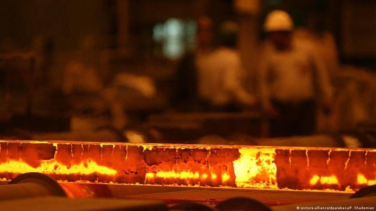۱۰ درصد از تولید فولادکشور گم شد!
