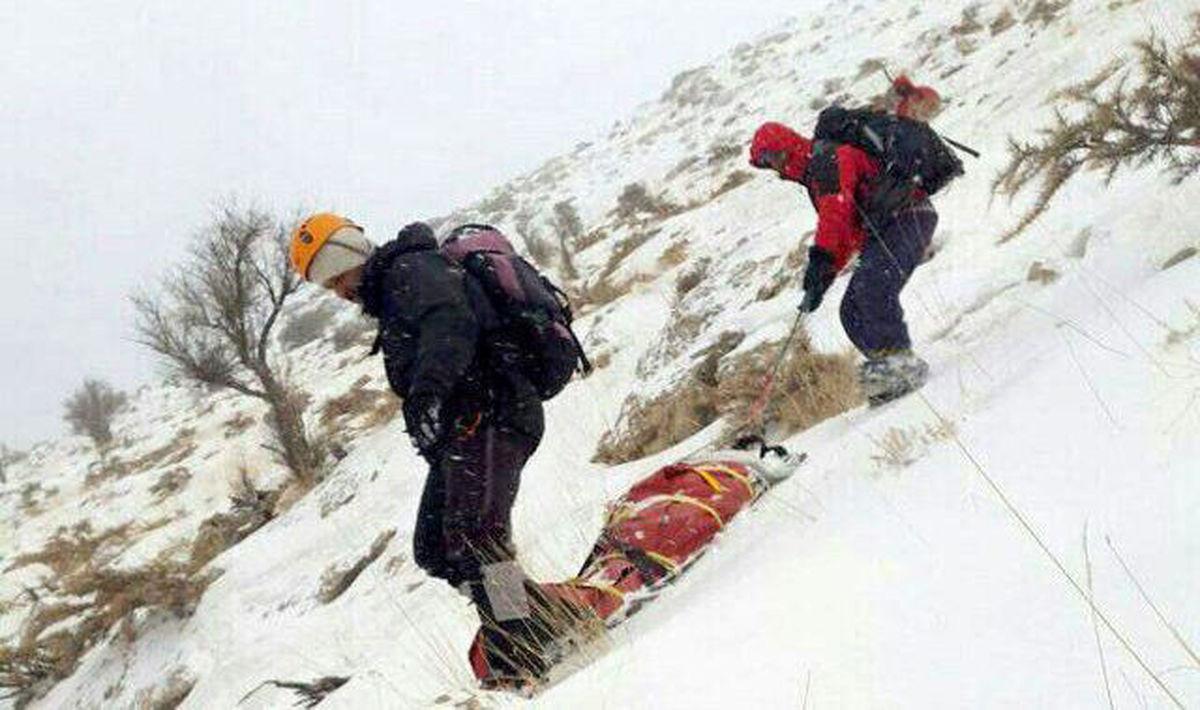 کوه  |  جسد کوهنورد اصفهانی در کوه صفه پیدا شد
