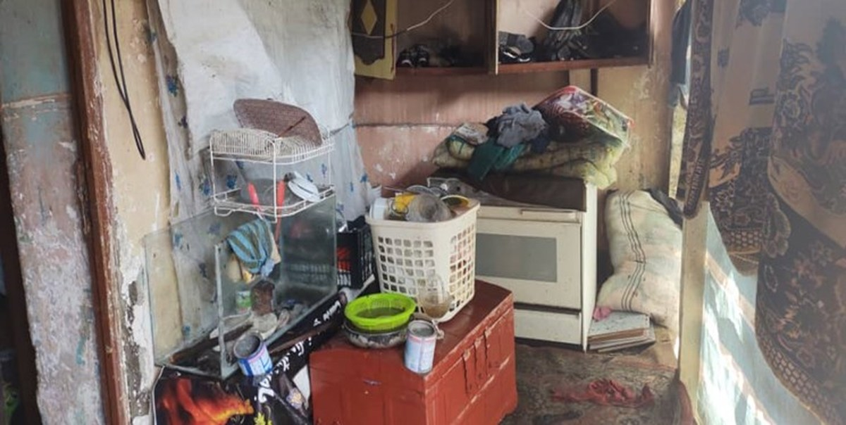 آتش سوزی |  شمع سفره هفتسین در اردبیل حادثه آفرید