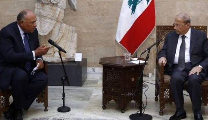 مصر  |   از لبنان حمایت میکنیم