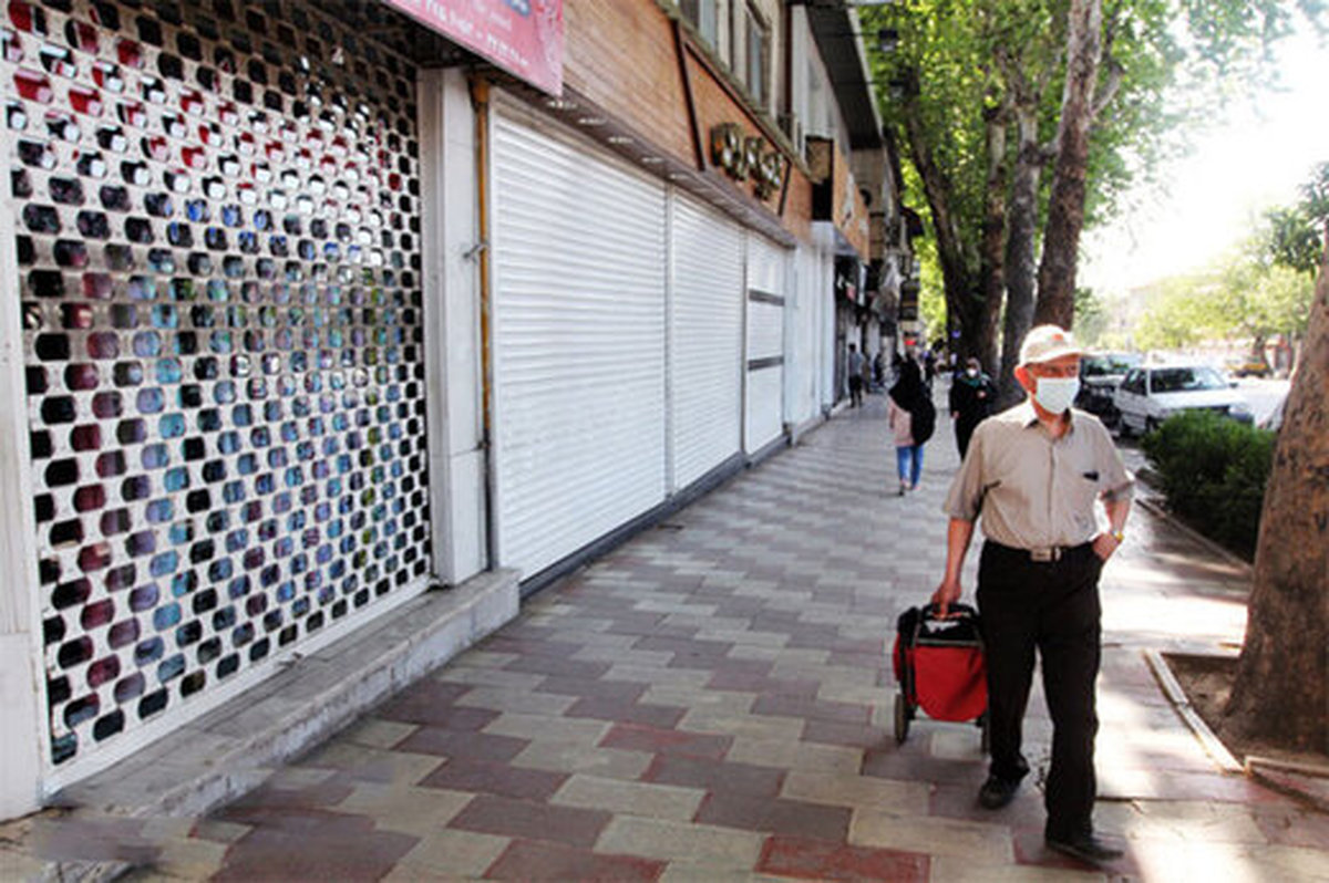 جزئیات تعطیلی ۶ روزه تهران       استمرار ممنوعیت تردد به شهرهای قرمز و نارنجی