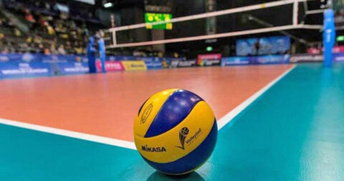زمان پخش مسابقات تیم ملی والیبال ایران از تلویزیون + جدول