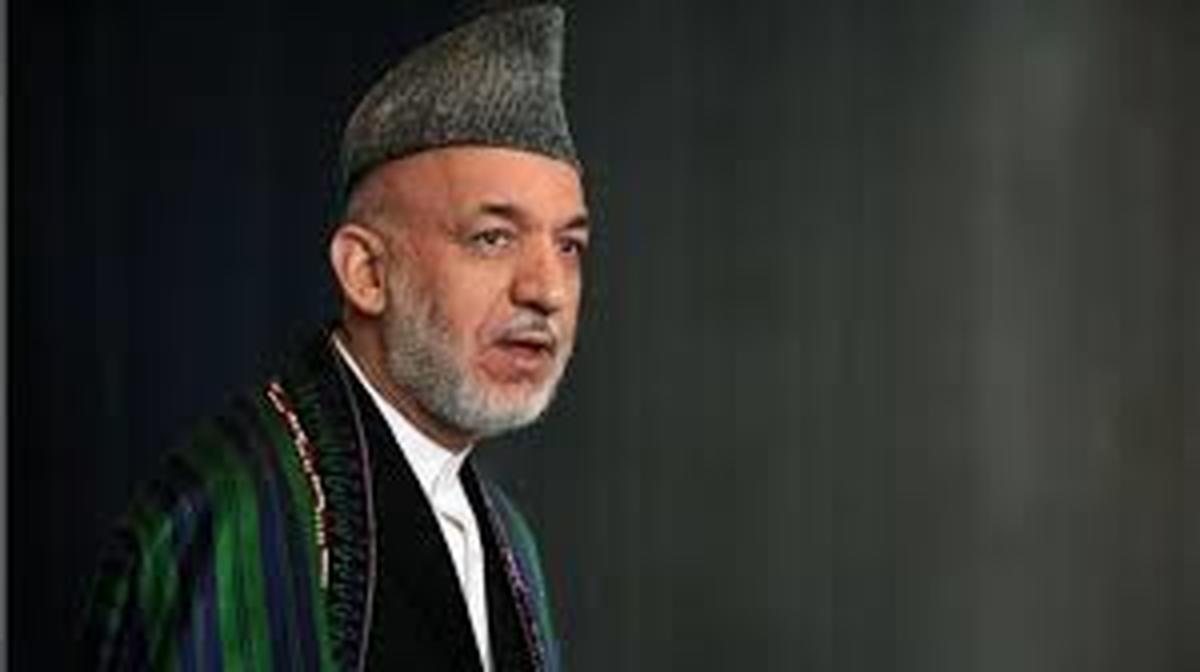 کرزی:نشست طالبان و دولت افغانستان در تهران گام مهمی برای صلح بود