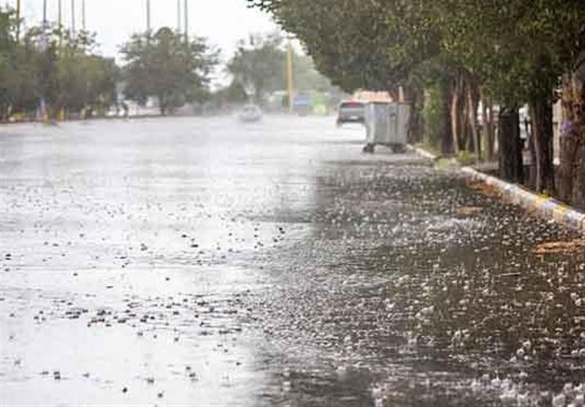 پیشبینی تندباد لحظهای و رگبار باران در ۱۲ استان کشور