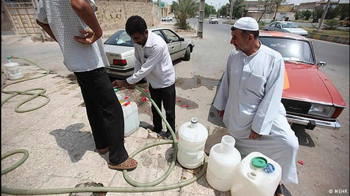 دستور رییس دستگاه قضا برای پیگیری فوری مشکل آب در خوزستان