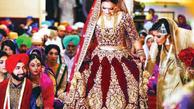 در مراسم عروسی داماد فرار کرد، عروس با یکی از مهمانان ازدواج کرد!   ماجرای عروسی دراماتیک هندی در کشور هند