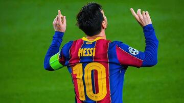 اعلام جزئیات توافق نهایی مسی با بارسلونا