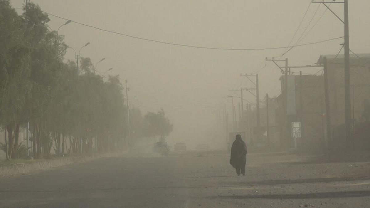 کرمان 2 سال است اعتباری برای مقابله با ریزگردها نگرفته