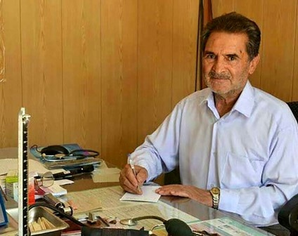 کرونا |  پزشک خیر میبدی در یزد به دلیل کرونا  فوت کرد