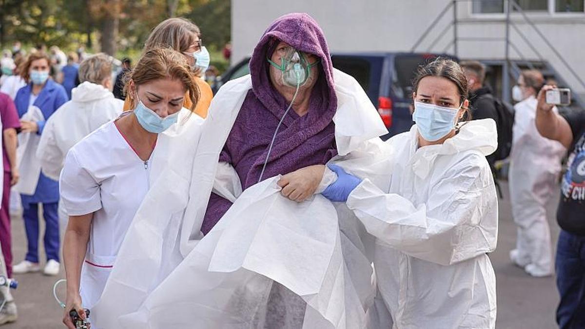 سومین آتشسوزی مرگبار بیمارستان در رومانی