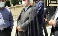 بازدید رییس دستگاه قضا از بیمارستان امام خمینی (ره) کرج