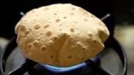 نان داغ شده روی گاز چه بلایی بر سرتان می آورد