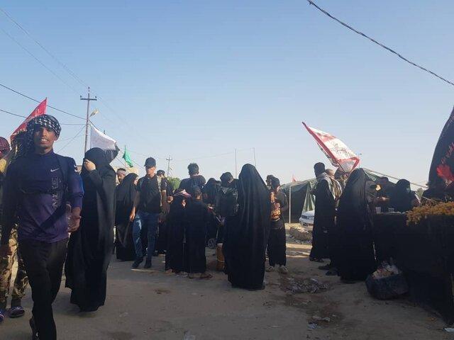 ستاد اربعین: مردم به شایعات توجه نکنند، مرز مهران بسته است