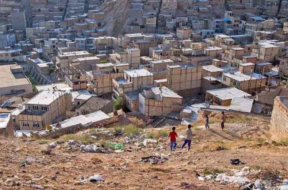 ۴ میلیون نفر در تهران حاشیه شهر زندگی میکنند