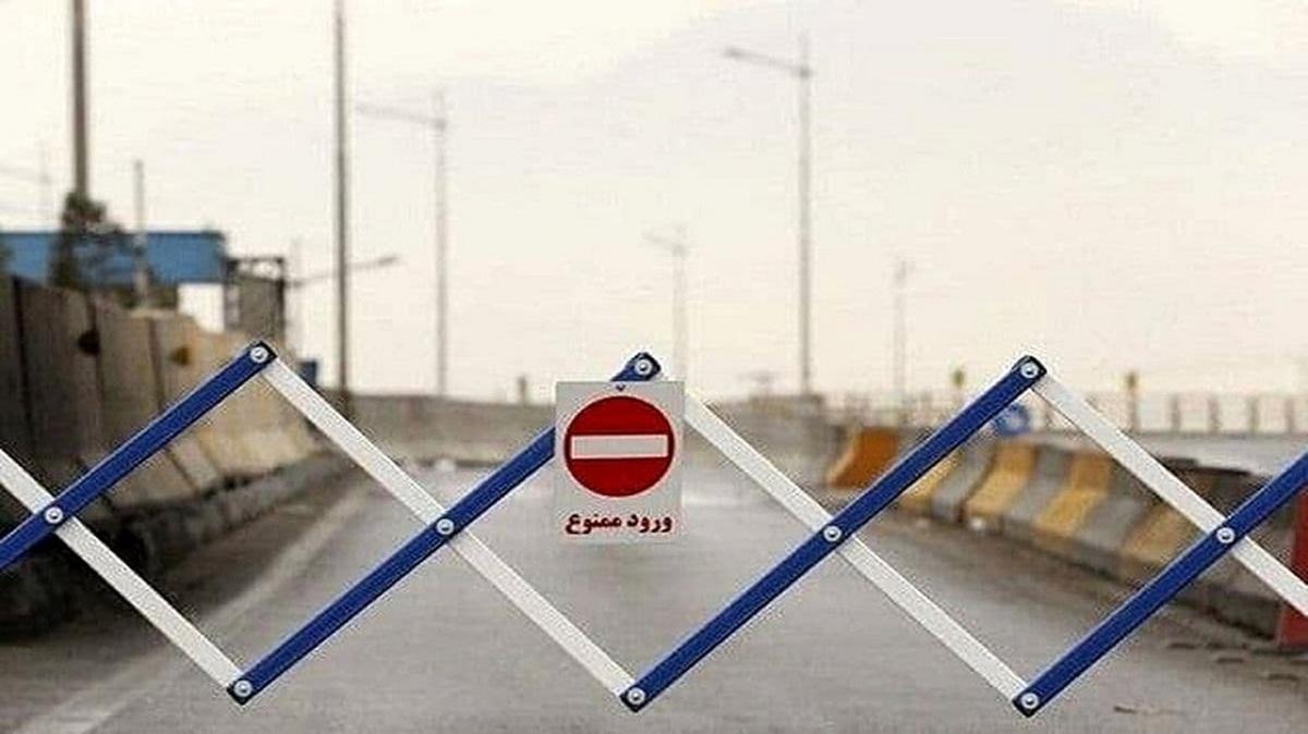 درهای مازندران همچنان بسته به روی مسافران