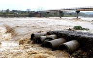 هشدار هواشناسی مبنی بر رگبار باران و بالا آمدن آب رودخانهها