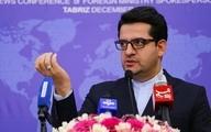 سخنگوی وزارت امور خارجه : قرداد با چین بسیار افتخارآمیز است