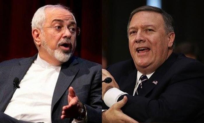 واکنش ظریف به اظهارات تازه پمپئو درباره ایران