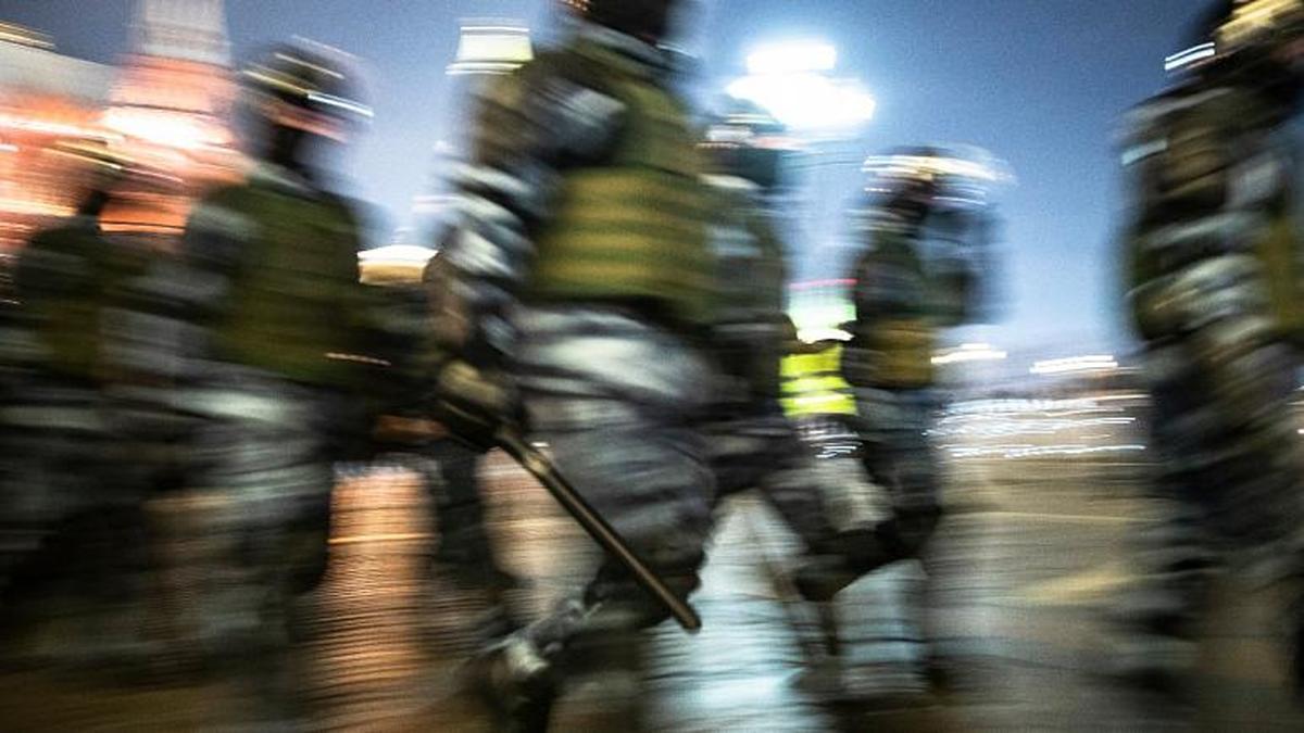 روسیه  |   بازداشت ۱۴۰۰ هوادار ناوالنی در یک روز